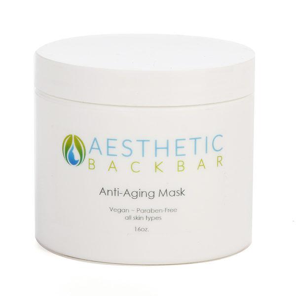 anti aging powder mask