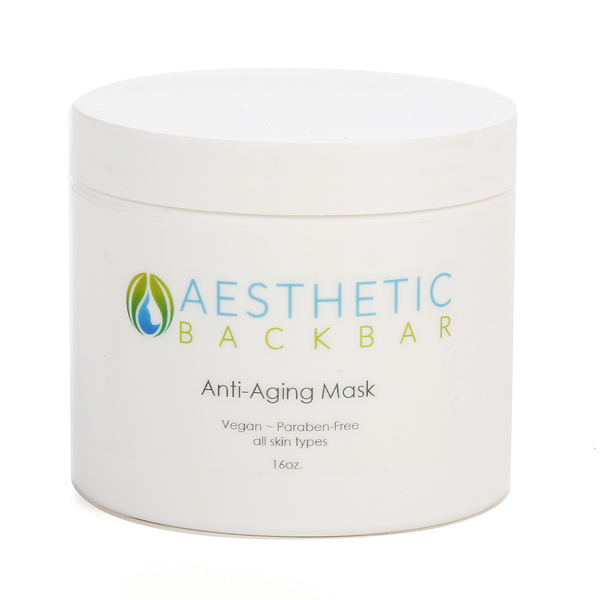 anti aging powder mask