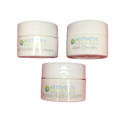 private label moisturizer samples for estheticians