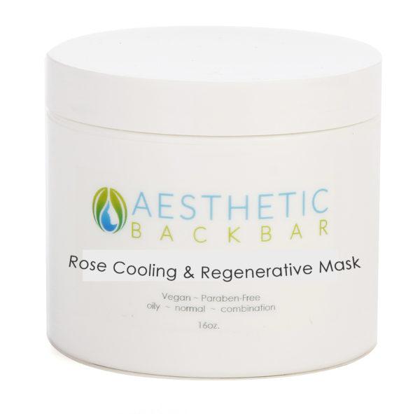 rose cooling mask