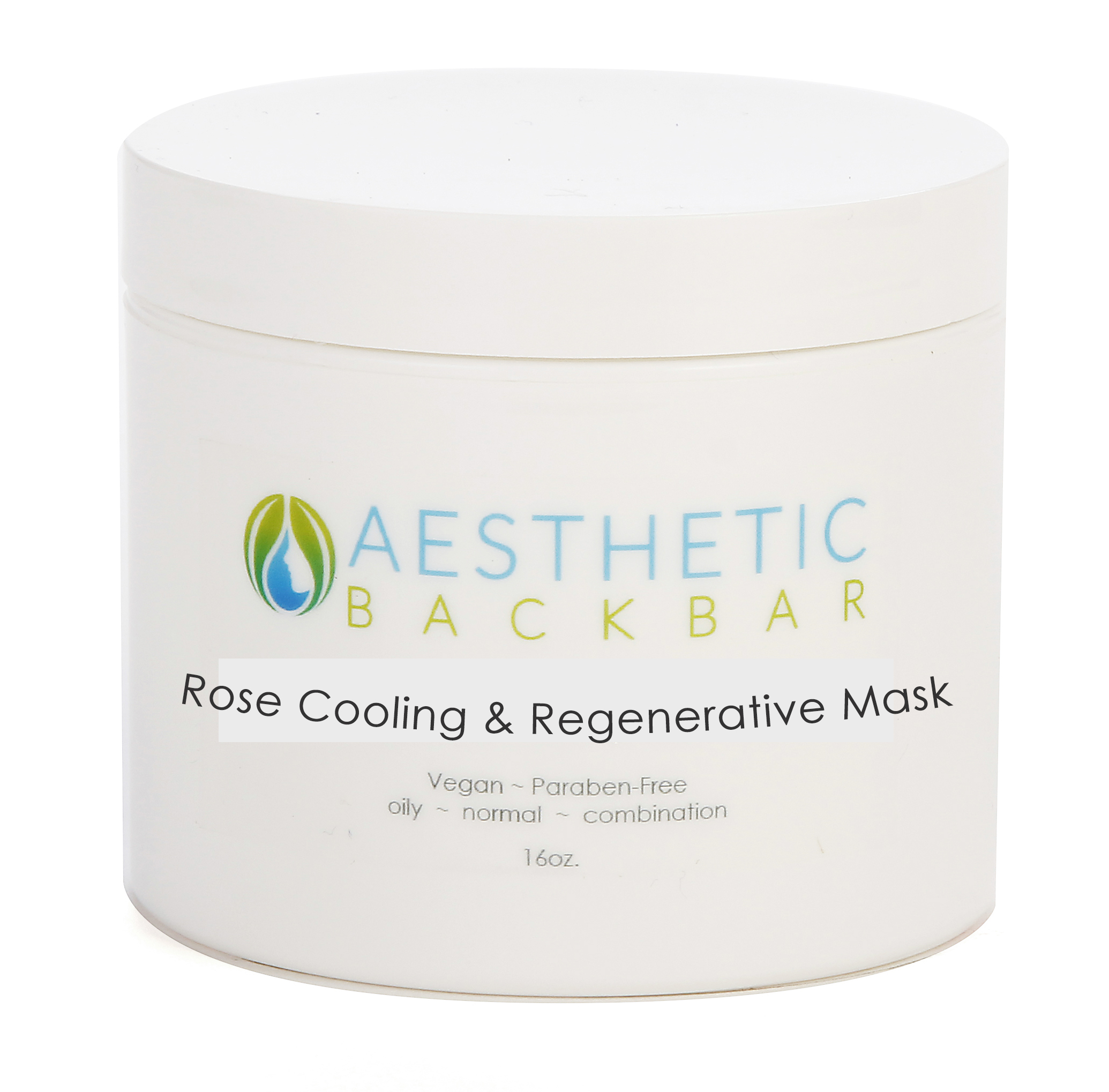 rose cooling mask