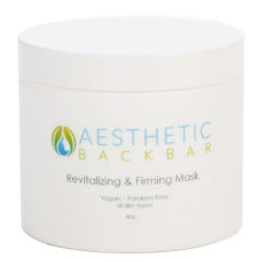 revitalizing and firming mask