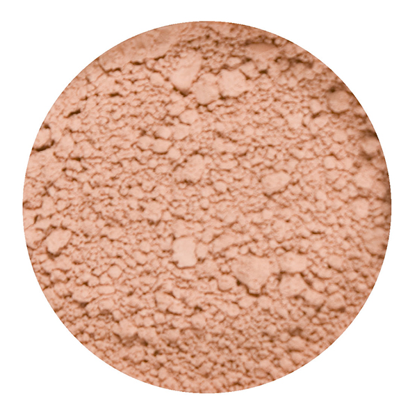pure loose mineral makeup blush