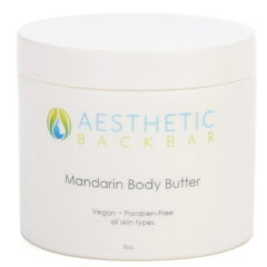 mandarin body butter