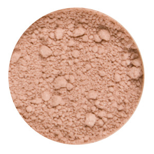 pure loose mineral makeup mauve blush