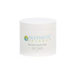 aesthetician professional skin care scrubs