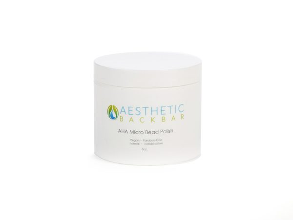 aesthetician professional skin care scrubs