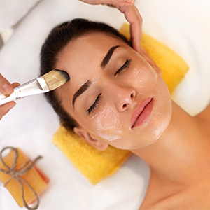 facial supplies for aestheticians