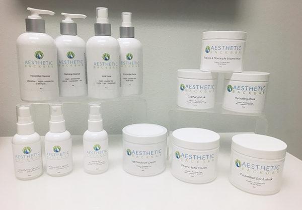 professional facial skin care kit