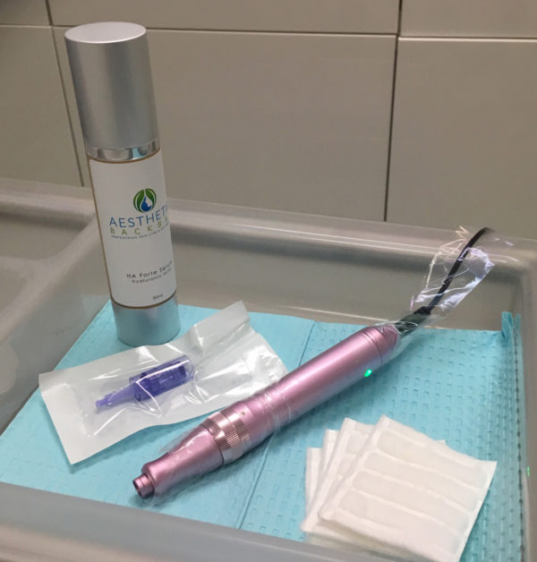 professional Microneedling pen for aestheticians