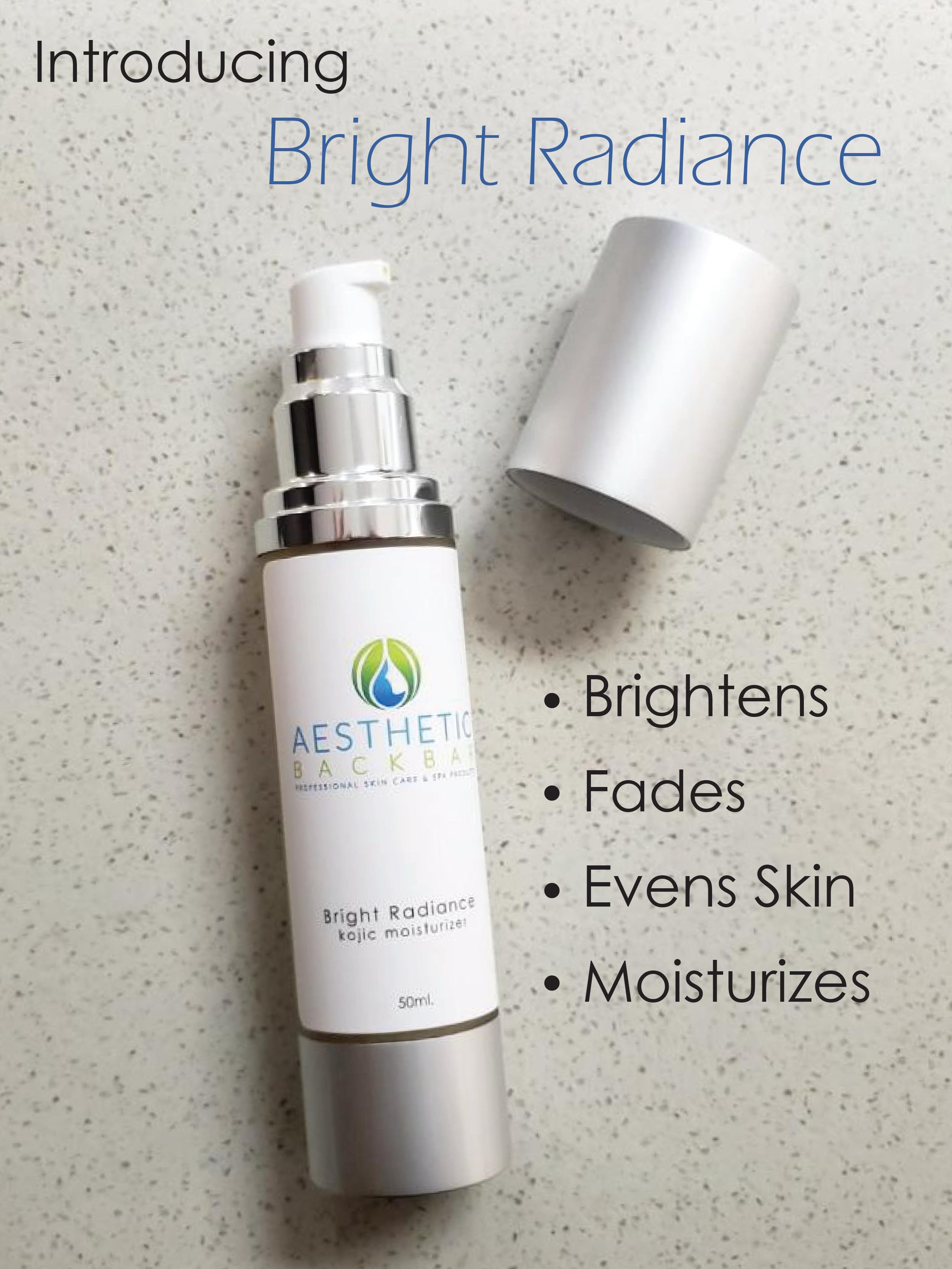professional brightening cream for aestheticians