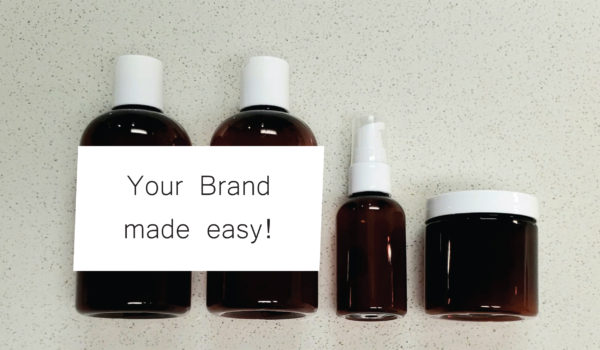 private label skin care for my store