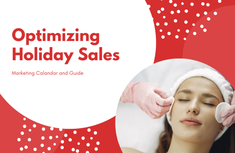 spa marketing for holidays